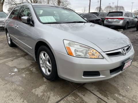 2007 Honda Accord for sale at Direct Auto Sales in Milwaukee WI