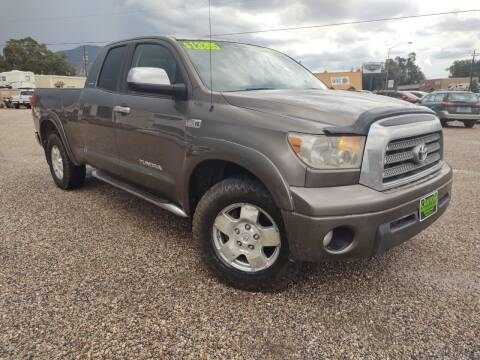2008 Toyota Tundra for sale at Canyon View Auto Sales in Cedar City UT