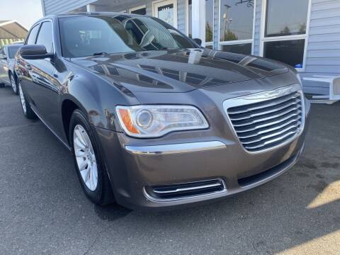 2014 Chrysler 300 for sale at Salem Motorsports in Salem OR