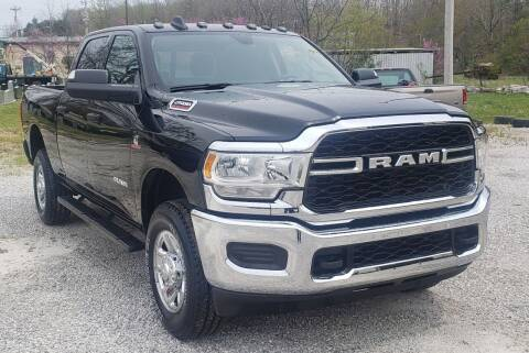2020 RAM Ram Pickup 2500 for sale at COOPER AUTO SALES in Oneida TN