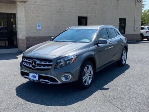 2018 Mercedes-Benz GLA for sale at Va Auto Sales in Harrisonburg VA