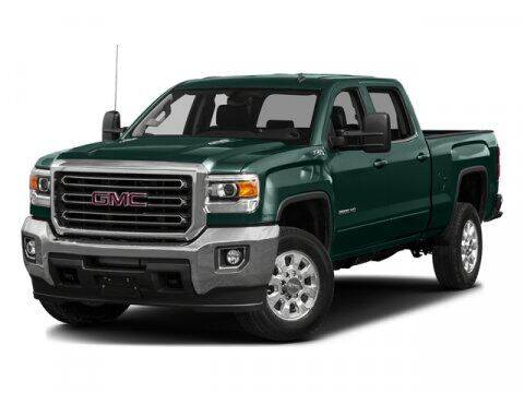 2016 GMC Sierra 3500HD for sale at DON'S CHEVY, BUICK-GMC & CADILLAC in Wauseon OH