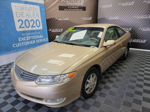 2003 Toyota Camry Solara for sale at X Drive Auto Sales Inc. in Dearborn Heights MI