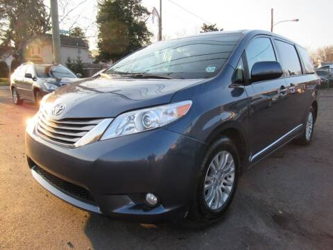 2017 Toyota Sienna for sale at PRESTIGE IMPORT AUTO SALES in Morrisville PA