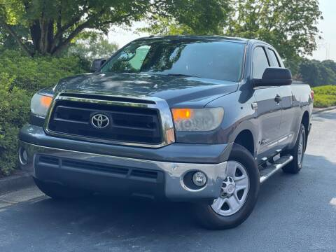 2010 Toyota Tundra for sale at William D Auto Sales in Norcross GA