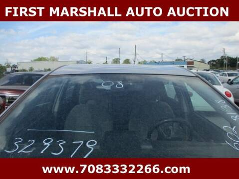 2008 Toyota Prius for sale at First Marshall Auto Auction in Harvey IL