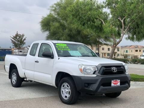 2015 Toyota Tacoma for sale at Esquivel Auto Depot in Rialto CA