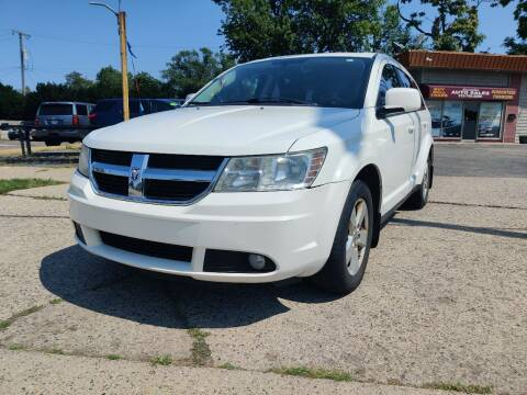 2010 Dodge Journey for sale at Lamarina Auto Sales in Dearborn Heights MI