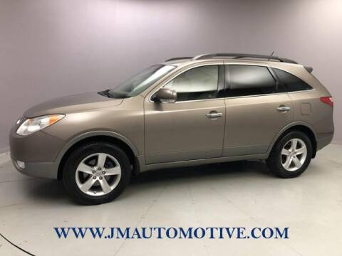 2010 Hyundai Veracruz for sale at J & M Automotive in Naugatuck CT