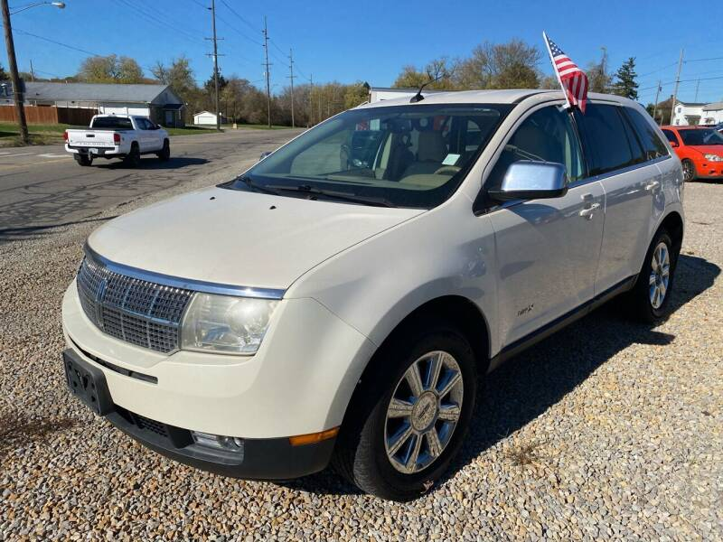 2007 Lincoln MKX for sale at Y City Auto Group in Zanesville OH
