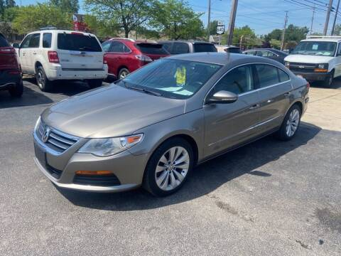 2012 Volkswagen CC for sale at TKP Auto Sales in Eastlake OH