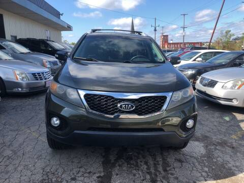 2011 Kia Sorento for sale at Six Brothers Auto Sales in Youngstown OH