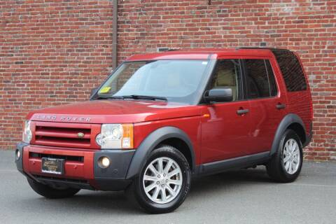 2008 Land Rover LR3 for sale at Four Seasons Motor Group in Swampscott MA