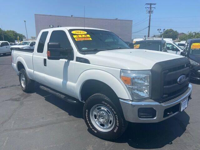 2015 Ford F-250 Super Duty for sale at Auto Wholesale Company in Santa Ana CA