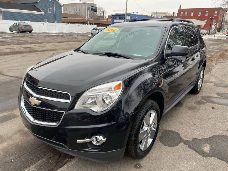 2013 Chevrolet Equinox for sale at Midtown Autoworld LLC in Herkimer NY