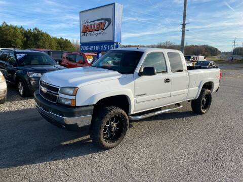 2006 Chevrolet Silverado 2500HD for sale at Billy Ballew Motorsports in Dawsonville GA
