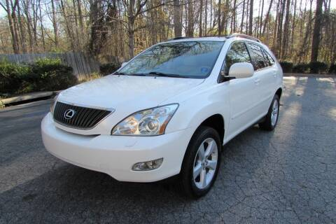 2007 Lexus RX 350 for sale at AUTO FOCUS in Greensboro NC