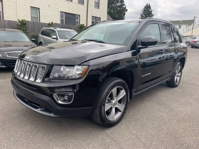 2016 Jeep Compass for sale at Zaccone Motor Inc in Ambler PA