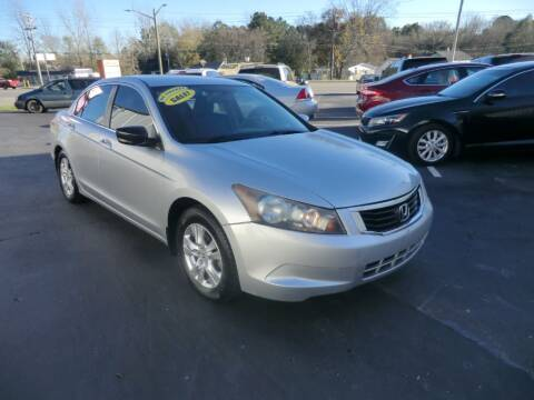 2010 Honda Accord for sale at Glory Motors in Rock Hill SC