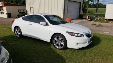 2012 Honda Accord for sale at Lakeview Auto Sales LLC in Sycamore GA