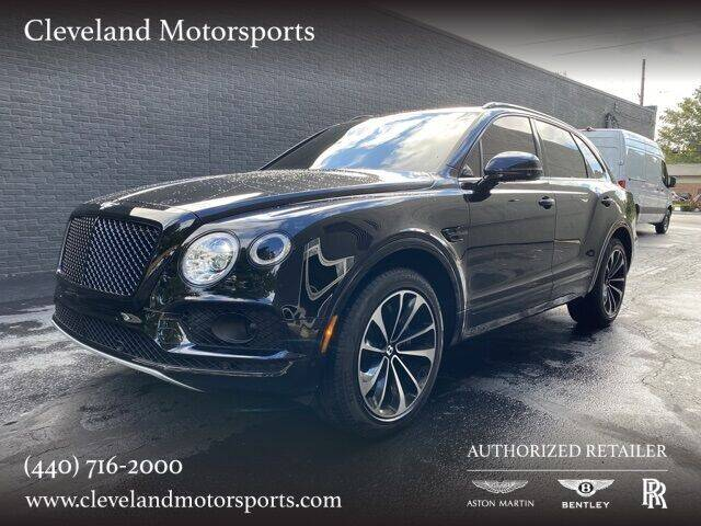 2019 Bentley Bentayga for sale at Drive Options in North Olmsted OH