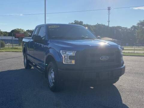 2016 Ford F-150 for sale at Betten Baker Preowned Center in Twin Lake MI