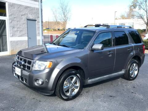 2011 Ford Escape for sale at Weaver Motorsports Inc in Cary NC