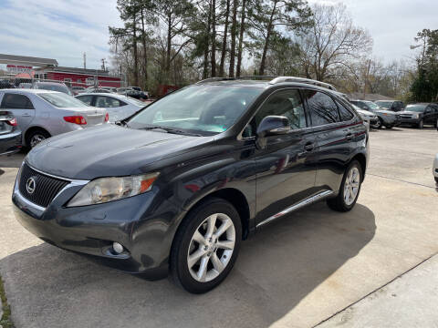 2011 Lexus RX 350 for sale at Baton Rouge Auto Sales in Baton Rouge LA