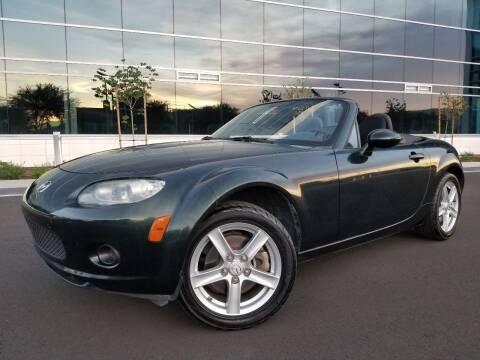 2008 Mazda MX-5 Miata for sale at San Diego Auto Solutions in Escondido CA
