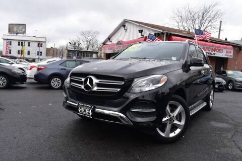2018 Mercedes-Benz GLE for sale at Foreign Auto Imports in Irvington NJ