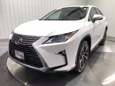 2016 Lexus RX 350 for sale at HILAND TOYOTA in Moline IL