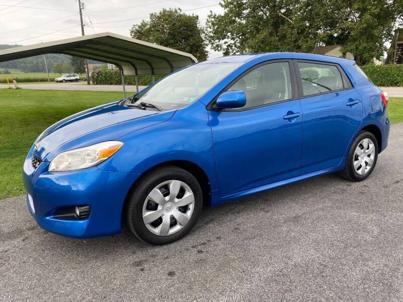 2010 Toyota Matrix for sale at Finish Line Auto Sales in Thomasville PA
