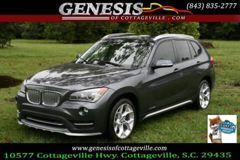 2015 BMW X1 for sale at Genesis Of Cottageville in Cottageville SC