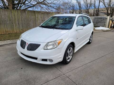 2008 Pontiac Vibe for sale at Harold Cummings Auto Sales in Henderson KY