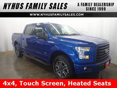 2017 Ford F-150 for sale at Nyhus Family Sales in Perham MN