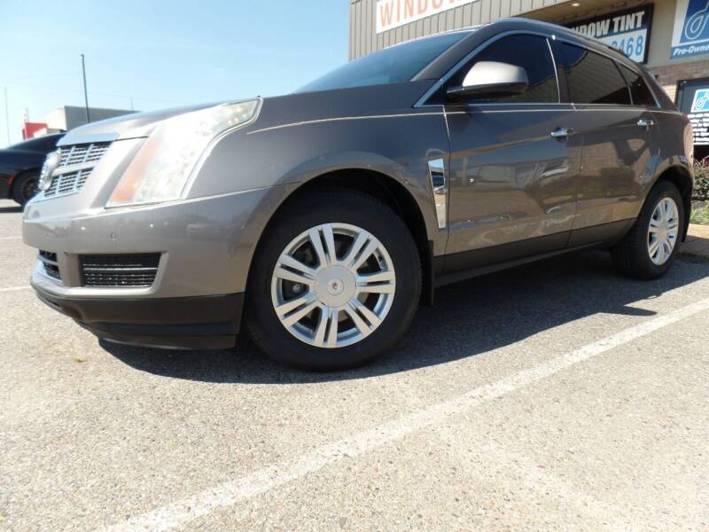 2012 Cadillac SRX for sale at Flywheel Motors, llc. in Olive Branch MS