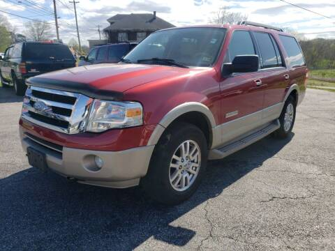 2008 Ford Expedition for sale at Salem Auto Sales in Salem VA