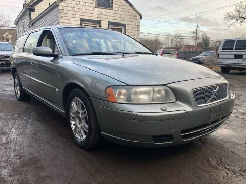2006 Volvo V70 for sale at Specialty Auto Inc in Hanson MA