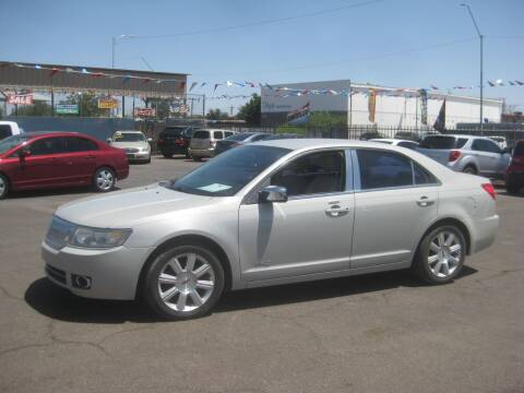 2008 Lincoln MKZ for sale at Town and Country Motors - 1702 East Van Buren Street in Phoenix AZ