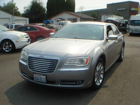 2011 Chrysler 300 for sale at Sound Auto Land LLC in Auburn WA