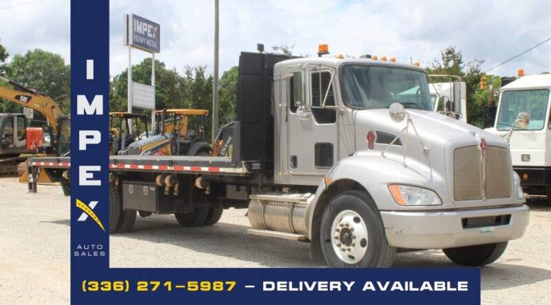 2018 Kenworth T270 for sale in Greensboro, NC