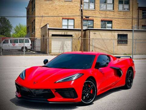 2021 Chevrolet Corvette for sale at ARCH AUTO SALES in St. Louis MO