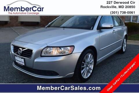 2011 Volvo S40 for sale at MemberCar in Rockville MD