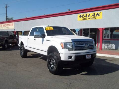 2012 Ford F-150 for sale at Atayas Motors INC #1 in Sacramento CA