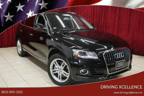 2015 Audi Q5 for sale at Driving Xcellence in Jeffersonville IN