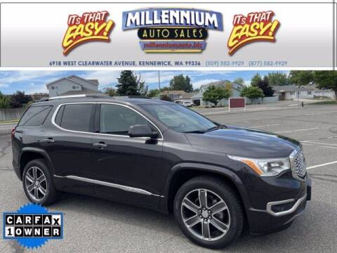 2018 GMC Acadia for sale at Millennium Auto Sales in Kennewick WA