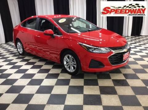 2019 Chevrolet Cruze for sale at SPEEDWAY AUTO MALL INC in Machesney Park IL