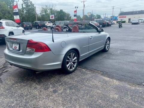 2013 Volvo C70 for sale at Used Car Factory Sales & Service Troy in Troy OH