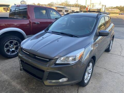 2013 Ford Escape for sale at THE COLISEUM MOTORS in Pensacola FL
