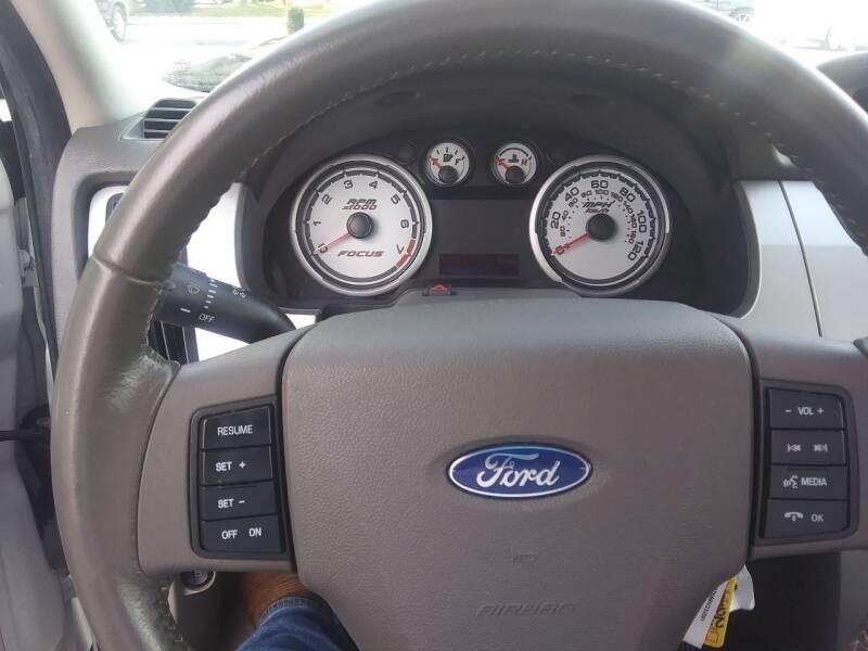 2009 Ford Focus SEL 4dr Sedan - Pleasant View TN